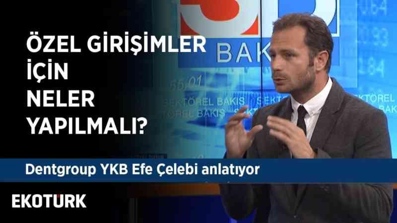 Türkiye'de Sağlık Sektörü ve Turizmi   DT. Efe Çelebi