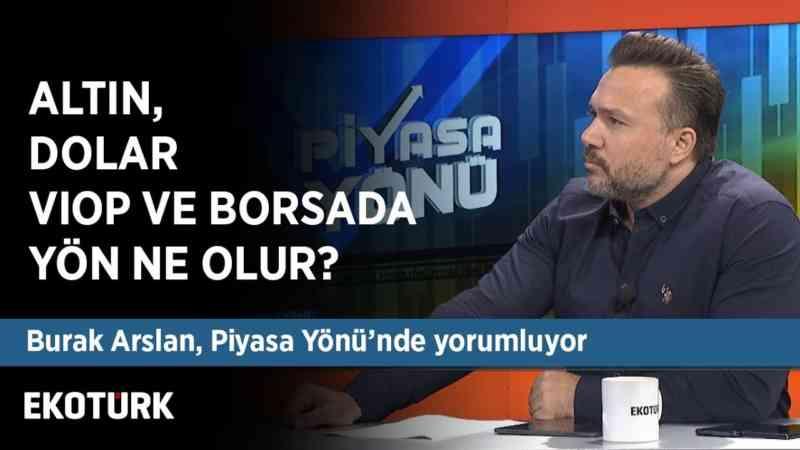 En çok merak edilen Teknik Analizleri Burak Arslan yorumluyor   2 Aralık 2019