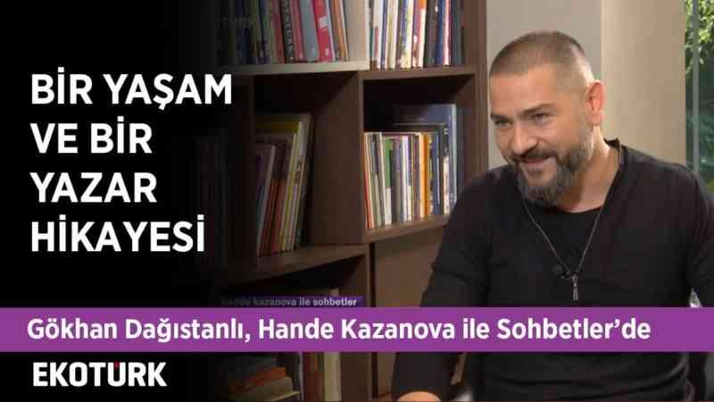 Gökhan Dağıstanlı ile Sanatı ve Yaşamı Üzerine | Hande Kazanova
