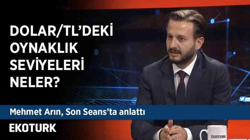 TCMB'den Zorunlu Karşılık Düzenlemesi | Mehmet Arın | 9 Aralık 2019