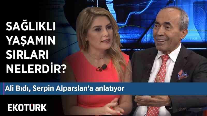 Türkiye'de Fuarcılık Sektörü | Ali Bıdı | Serpin Alparslan