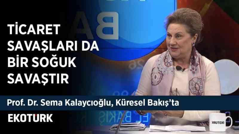 Türkiye - Libya Anlaşması   Prof. Dr. Sema Kalaycıoğlu   6 Aralık 2019
