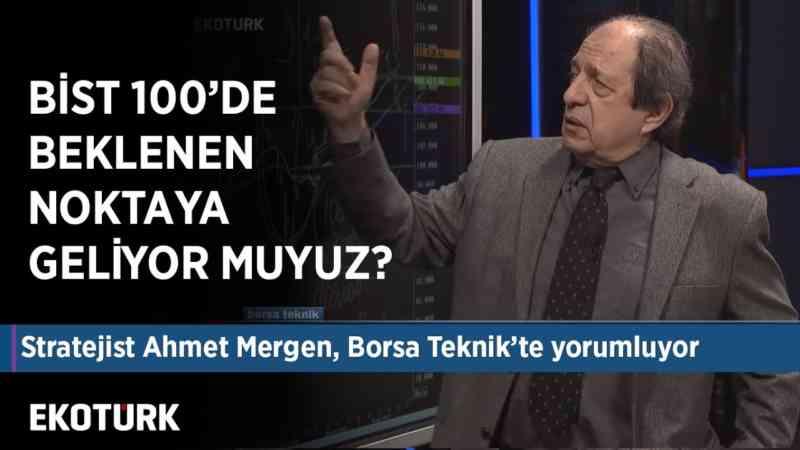 Bist 100 & Dolar/TL Teknik Analizleri | Ekonomi Yorumu | Ahmet Mergen | 20 Aralık 2019