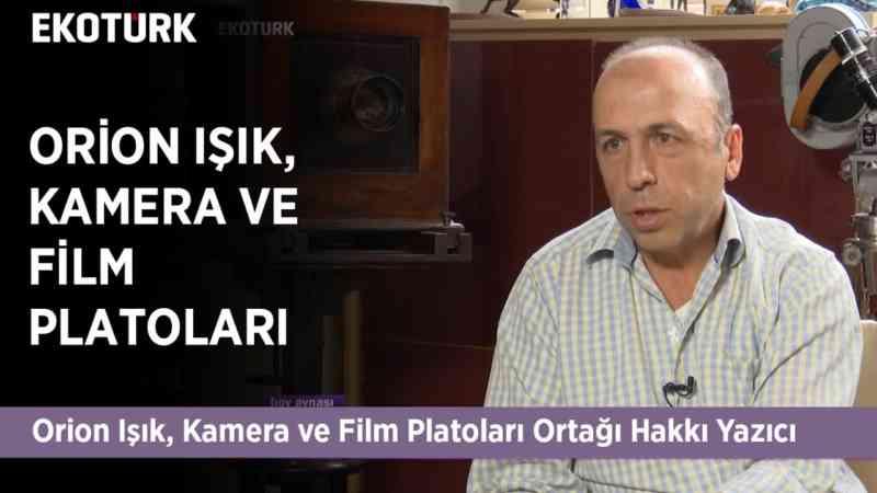 Türkiye'nin en büyük ışık, kamera ve film stüdyoları   Hakkı Yazıcı   Mutlu Hesapçı