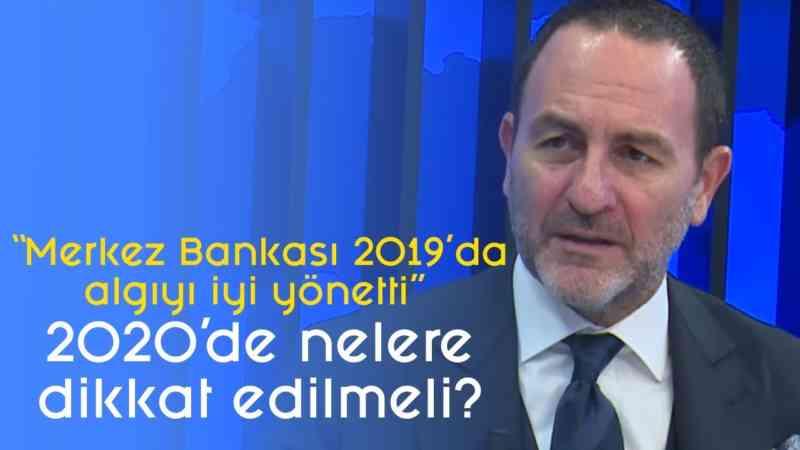 Merkez Bankası 2019'da algıyı iyi yönetti, 2020'de nelere dikkat edilmeli? l Parasal l Emre Alkin