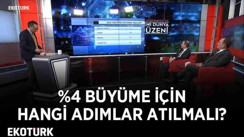 Türkiye Ekonomisini 2020'de Neler Bekliyor? | Berra Doğaner, Barış Öney | 9 Aralık