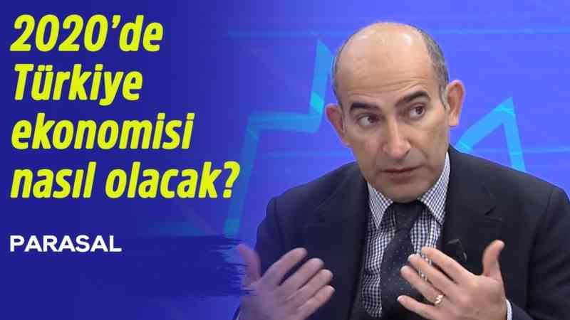 2020'de Türkiye ekonomisi nasıl olacak? Parasal 2. Kısım 30.12.2019 - Prof.Dr. Melih Bulu