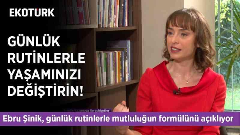Sağlıklı Yaş Alma Yöntemi: 'Well - Aging' | Ebru Şinik