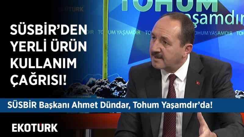 Türkiye'de Süs Bitkileri Sektörü   Ahmet Dündar  