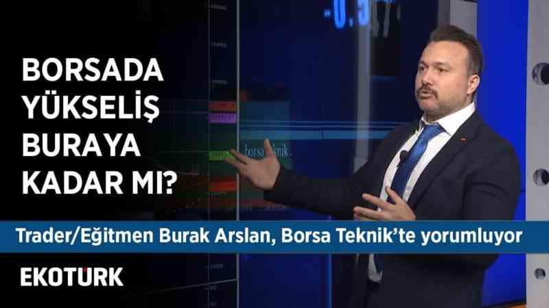 Bist 100 & Dolar & Hisse Teknik Analizleri | Burak Arslan | 19 Aralık 2019