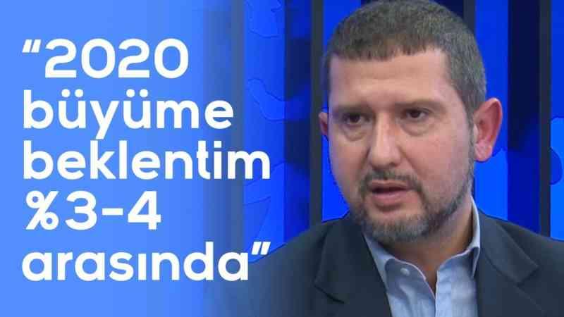 """""""2020 büyüme beklentim %3-4 arasında"""" l Parasal l 2. Kısım l 9 Aralık 2019 l Prof. Dr. Hakkı Öztürk"""