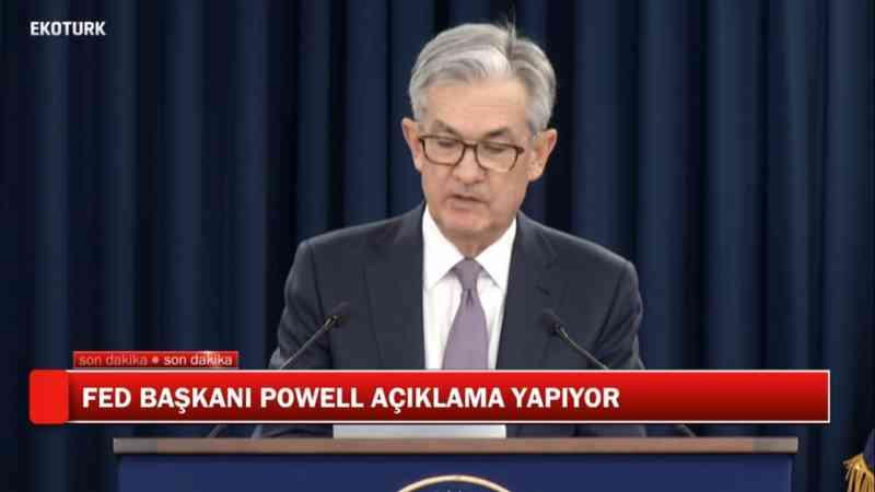 FED Başkanı Powell'ın Konuşması (Tamamı) | 11 Aralık 2019