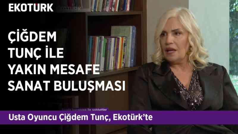 Oyunculukta İyi Performans ve İyi Türkçe   Çiğdem Tunç   Hande Kazanova