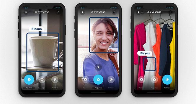 Türk Telekom'un görme engelliler için geliştirdiği uygulamaya yeni özellikler eklendi