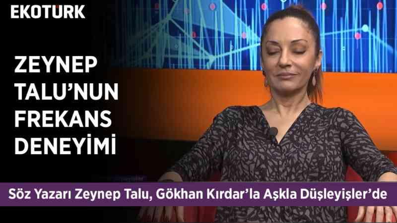 Zeynep Talu'nun Farkındalık Yolculuğu   Gökhan Kırdar