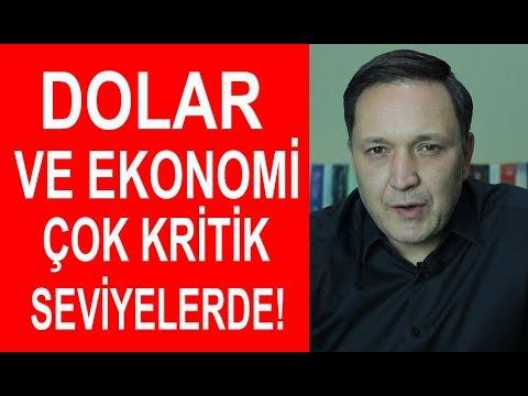 Dolar ve Ekonomi Çok Kritik Seviyelerde I Selçuk Geçer