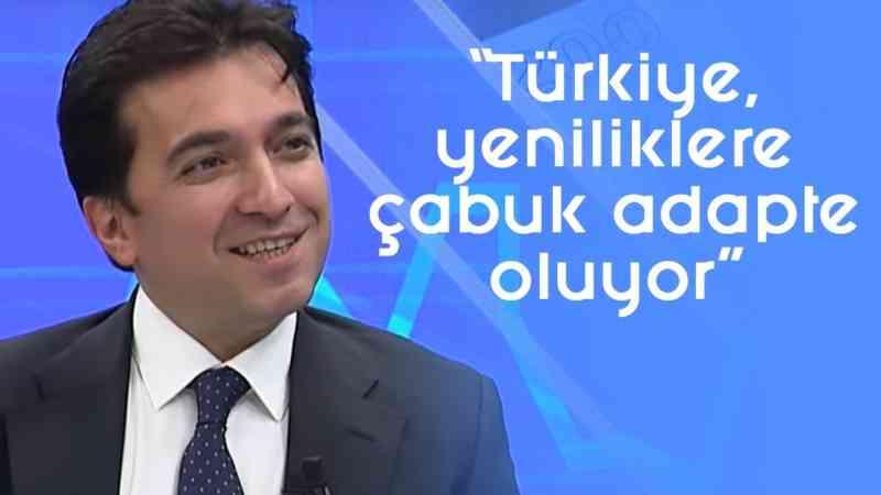 """""""Türkiye, yeniliklere çabuk adapte oluyor"""" - Parasal - 2. Kısım - 2 Ocak 2020 - Sedat Yıldırım"""