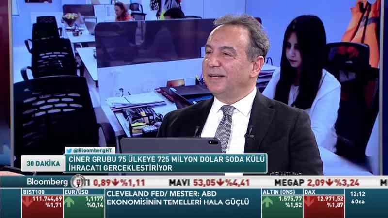 30 Dakika - Ciner Group CEO'su Gürsel Usta