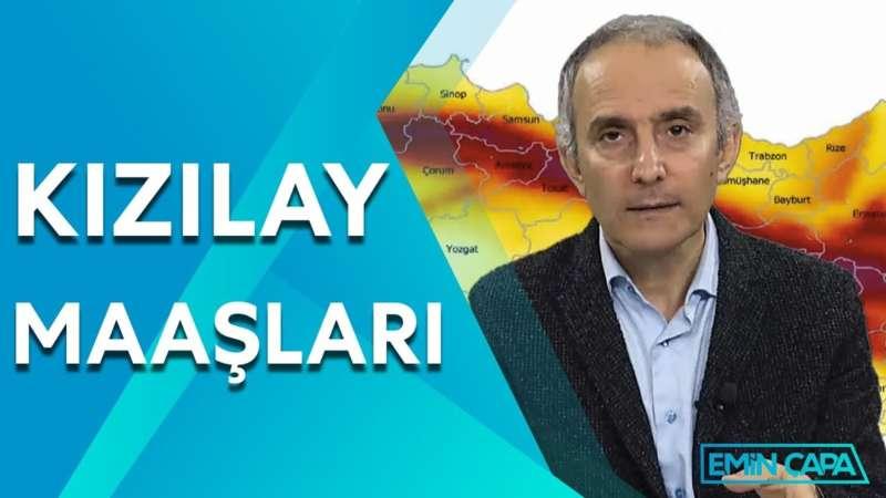 Kızılay'da Maaşlar Almış Başını Gitmiş | Emin Çapa