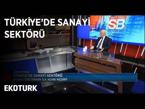 Türkiye'de Sanayi Sektörü   Muammer Ömeroğlu   Serpin Alparslan