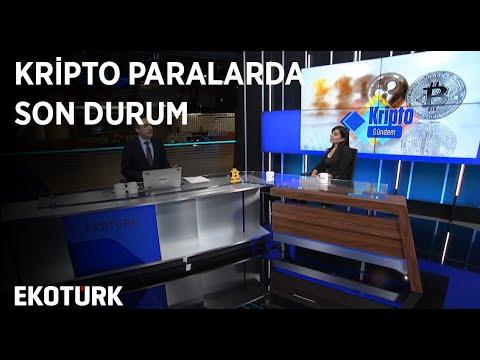 Kripto Paralarda Son Durum   Bora Erdamar, Ayşegül Şensoy, Erkan Öz