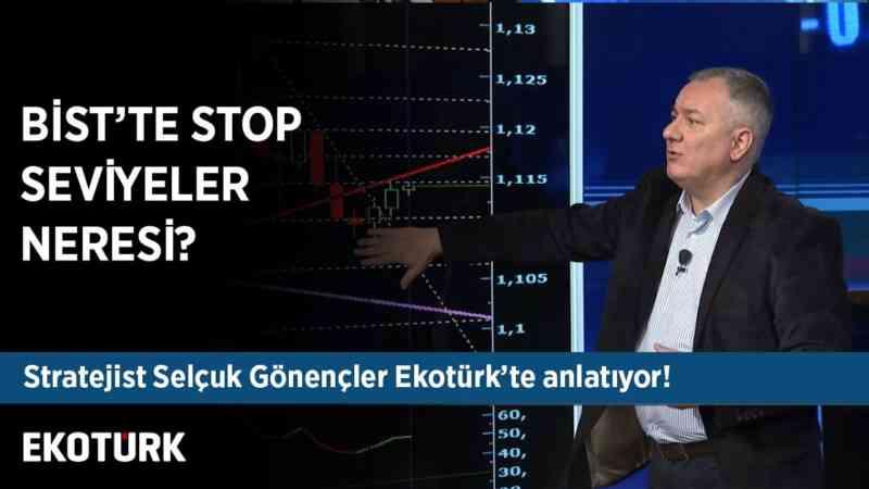 Borsa İstanbul 145 Bin Hedefine Ulaşır mı? | Borsa Teknik | 14 Ocak 2020