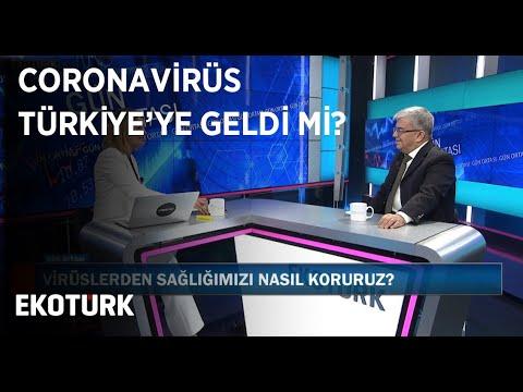 Coronavirüs Nedir Ve Nasıl Yayılır? | Ahu Orakçıoğlu | Prof. Dr. Ahmet Rasim Küçükusta | 29.01.2020