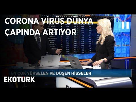 Coronavirüs Borsalar İçin Risk Oluşturmaya Devam Ediyor Mu?   İlk Seans   28 0cak 2020