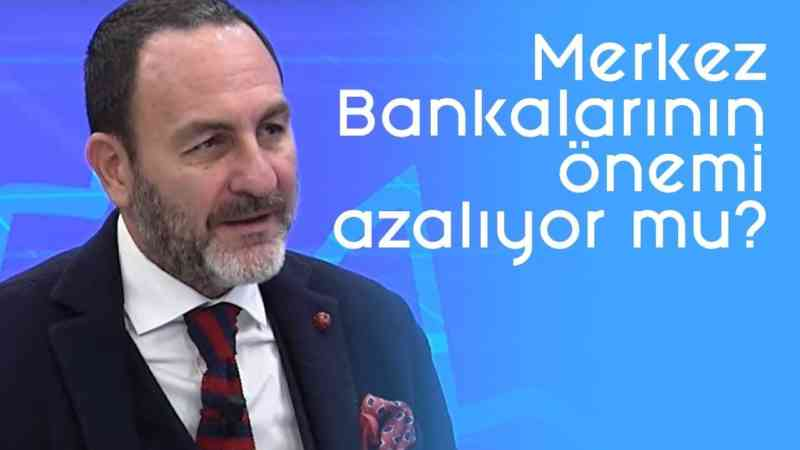Merkez Bankalarının önemi azalıyor mu? - Parasal - 1. Kısım - 24 Ocak 2020 - Prof. Dr. Emre Alkin