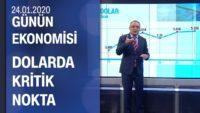 Piyasalarda son durum – Günün Ekonomisi 24.01.2020 Cuma