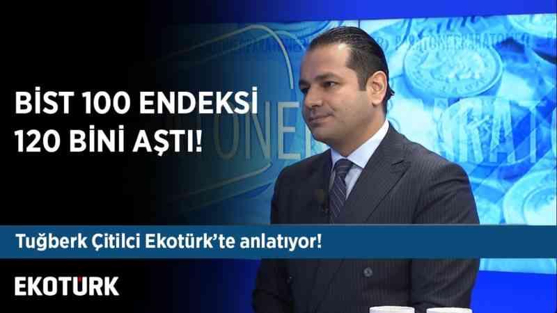 Borsa Yükselişe Devam Eder mi? | Dr. Tuğberk Çitilci | 13 Ocak 2020