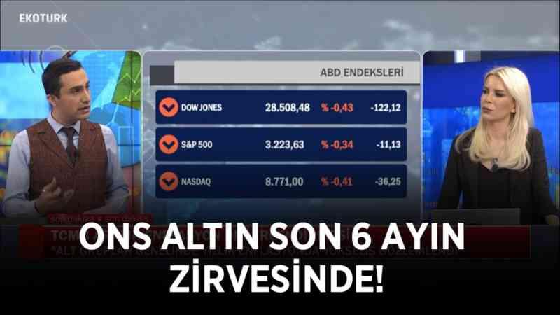 Gelişmeler Dolar/TL'yi Ne Yönde Etkiler? | Murat Tufan & Perihan Tantuğ | 6 Ocak 2019