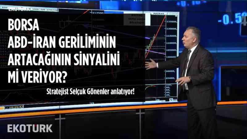 Son Gelişmeler Piyasayı Nasıl Etkileyecek?   Borsa Teknik   7 Ocak 2020