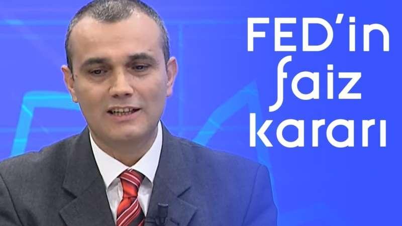 FED'in faiz kararı - Parasal - 1. Kısım - 30 Ocak 2020 - Cüneyt Dirican