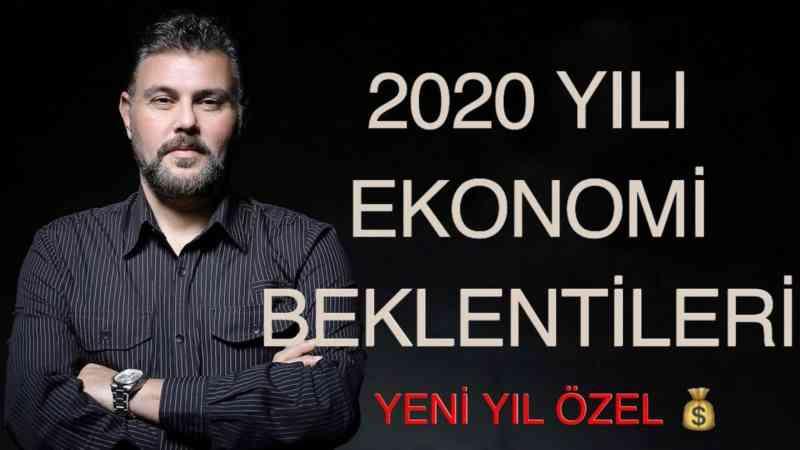 2020 YILI EKONOMİ BEKLENTİLERİ | MURAT MURATOĞLU