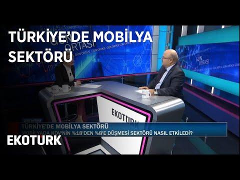 Türkiye'de Mobilya Sektörü | Mustafa Balcı | Serpin Alparslan