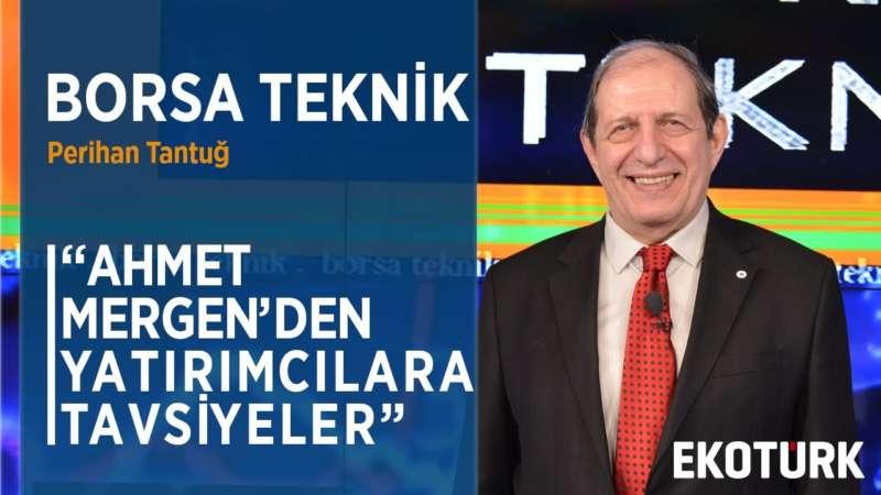 Mergen Türkiye Ekonomisini Yorumladı   Perihan Tantuğ   Ahmet Mergen