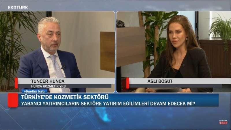 Türkiye'de Kozmetik Sektörü | Aslı Bosut | Tuncer Hunca | 28.02.2020