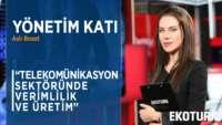 Türkiye'de Telekomünikasyon Sektörü | Aslı Bosut | Cem Çelebiler