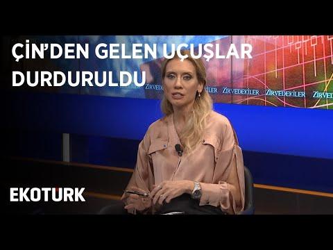 Coronavirüsün Ve Türkiye Ekonomisi | Özlem Dalga | Ilgın Özdemir Yazgan | Ziya Akkurt | 3 Şubat 2020