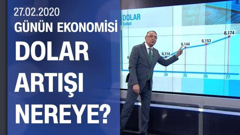 Piyasalarda son durum - Günün Ekonomisi 27.02.2020 Perşembe