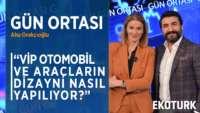 VİP Otomobil Ve Araçlarda Yapay Zeka Kullanımı | Ahu Orakçıoğlu | Erbakan Malkoç