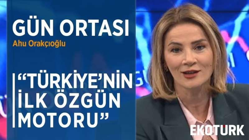 %100 Türk Tasarım Ve Sermayeli Motor   Ahu Orakçıoğlu   Ersin Şahin   Ali Sungurlu