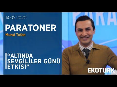 Gram Altın 306 TL Seviyesinde | Murat Tufan | Mehmet Ali Yıldırımtürk