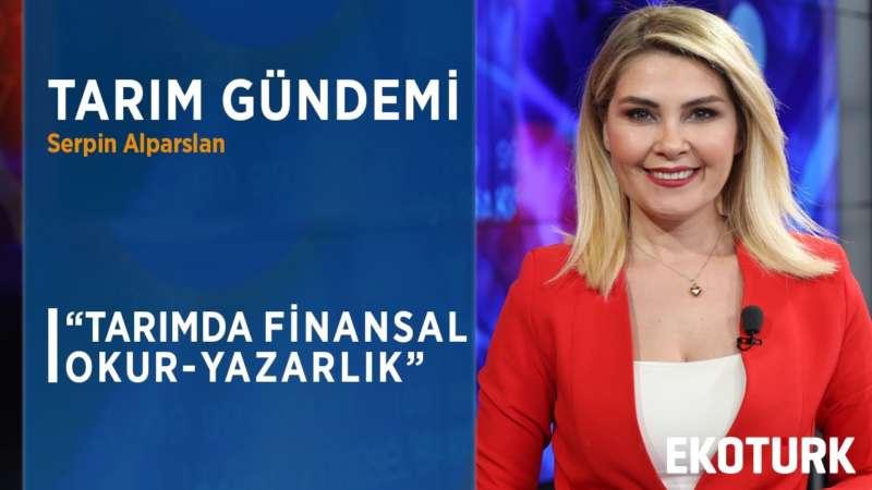 ''1000 Çiftçi 1000 Bereket'' Programı | Serpin Alparslan | Murat Tarakçıoğlu