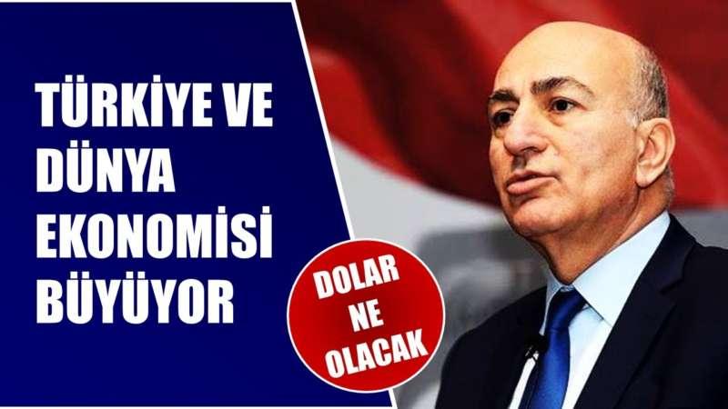 Mahfi Eğilmez - Türkiye ve Dünya Ekonomisi Büyüyor l Dolar Ne Olacak?