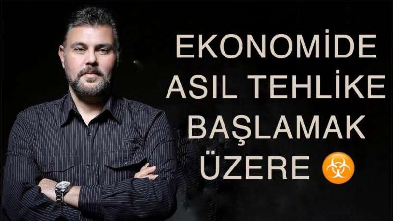 EKONOMİDE ASIL TEHLİKE BAŞLAMAK ÜZERE ! | MURAT MURATOĞLU