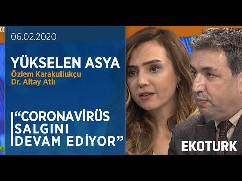 Coronavirüs Salgını Ve Çin-Rusya İlişkisi | Doç. Dr. Emel Parlar Dal | Dr. Altay Atlı