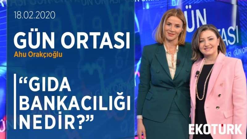 Tider'in Gıda Bankacılığı Çalışmaları | Ahu Orakçıoğlu | Hande Tibuk
