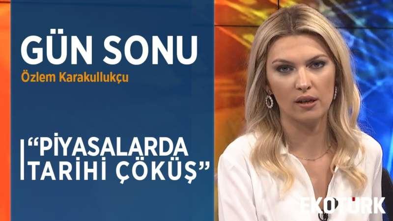 PİYASALARDA TARİHİ ÇÖKÜŞ   Mehmet Ali Yıldırımtürk   Murat Sağman   İsmail Güner   Tarık Kabbaj